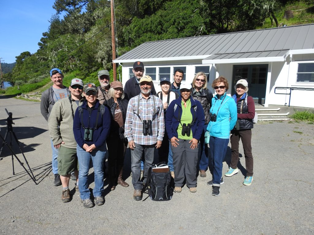 Fund Raising eveent held at the Cypress Audubon Ranch in Bolinas, California