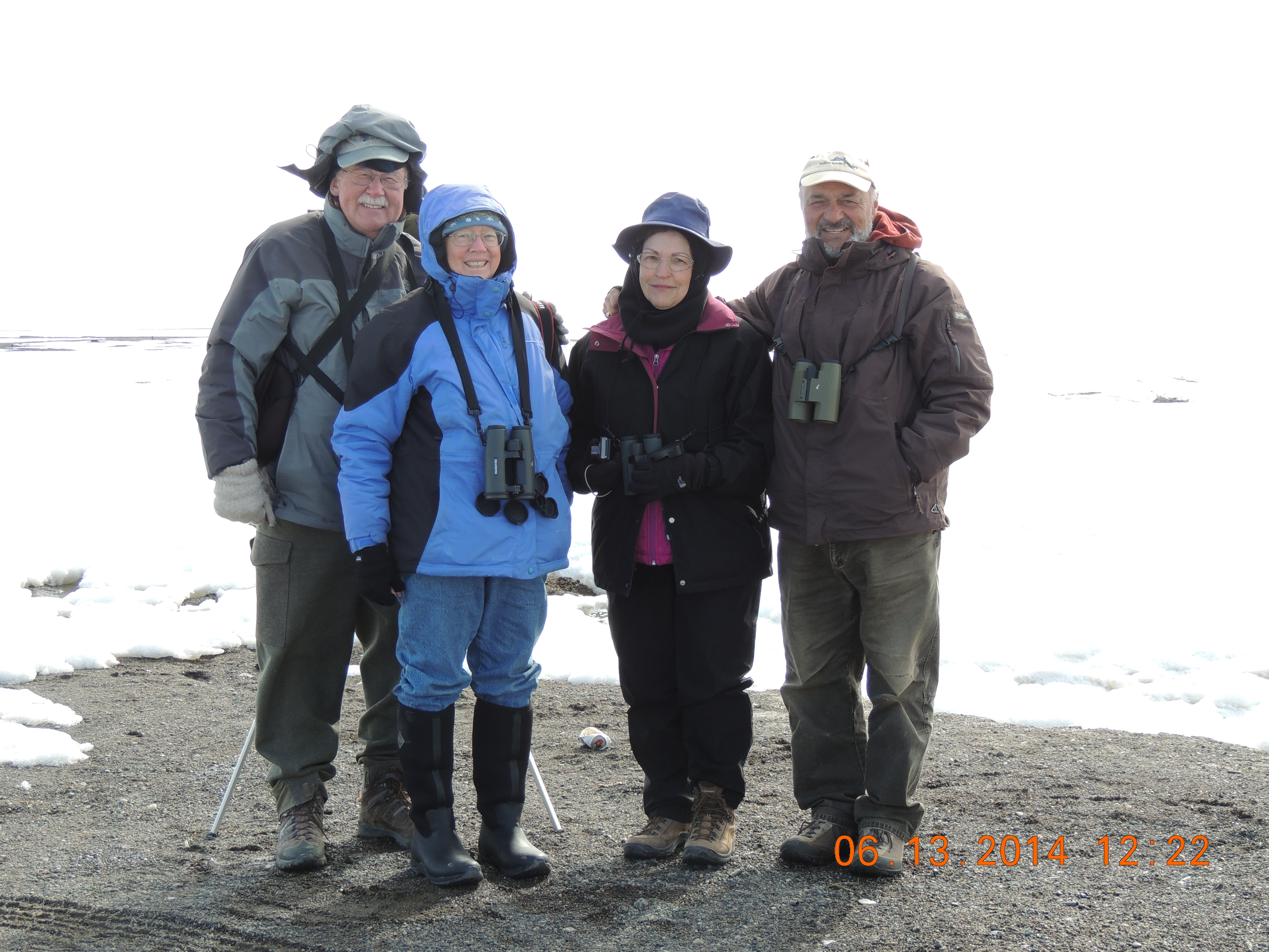 Barrow Alaska Field trip