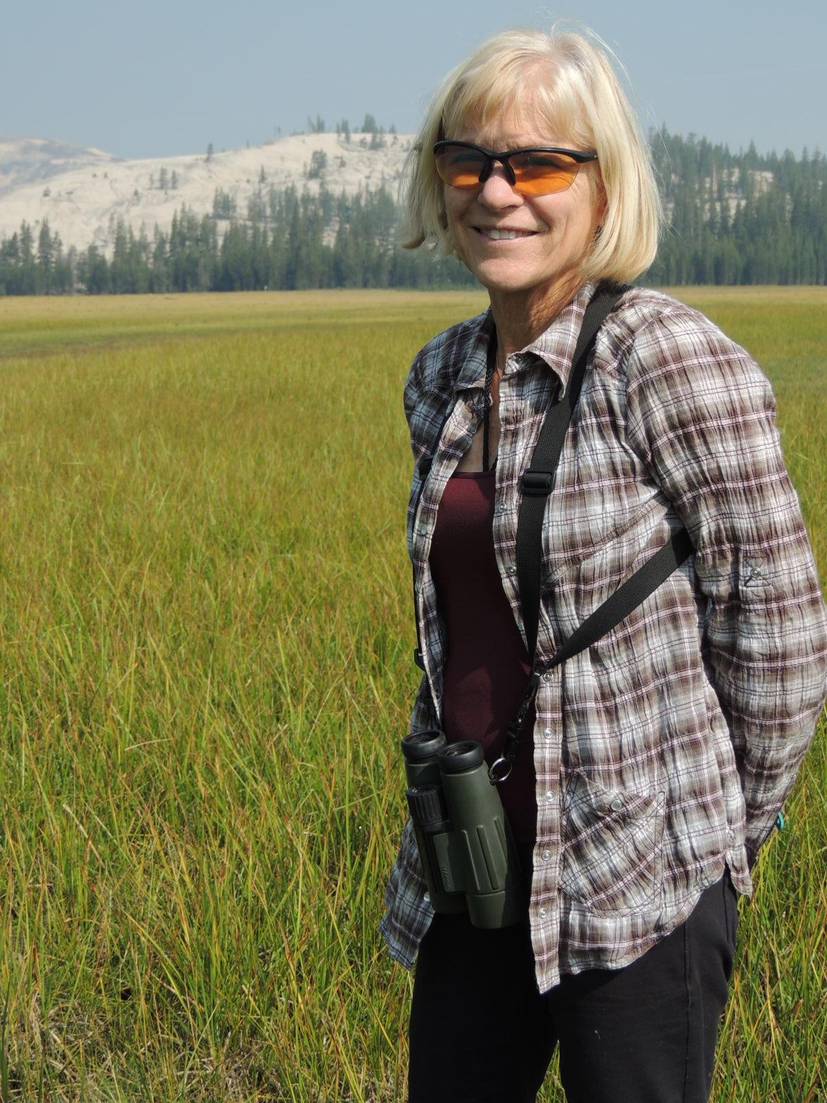 Jane Bodle Tuolumne Meadow Yosemite National Park