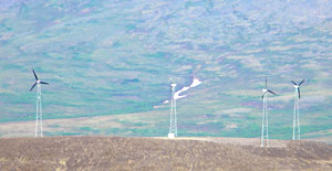 Nome Wind Turbine Farm